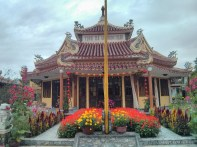 Hoi An - Chinese temple 6