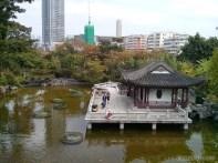 Hong Kong - Kowloon walled city park pogoda