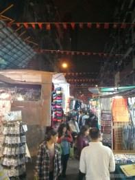 Hong Kong - Temple street market 1