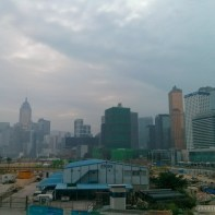 Hong Kong - city view 1