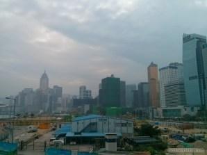Hong Kong - city view 1
