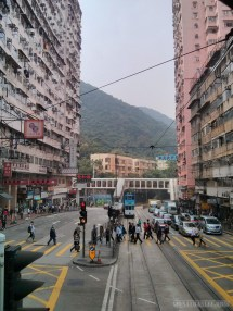 Hong Kong - trolley ride 3