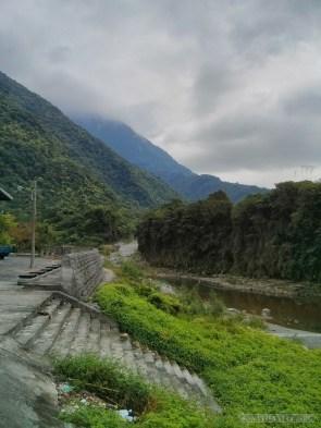 Hualien - coastline trail aboriginal village view 2