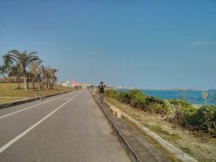 Hualien - seaside with friends 2