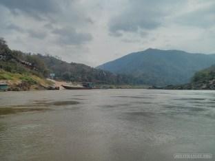 Huay Xai to Luang Prabang - day 2 scenery 1