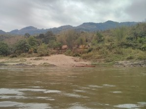 Huay Xai to Luang Prabang - day 2 scenery 10