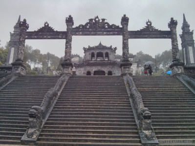 Hue - Khai Dinh tomb 1