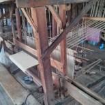 Inle Lake - boat tour lotus cloth factory 2