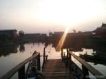 Inle Lake - sunset 3