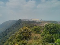 Kampot - Bokor mountain view 3