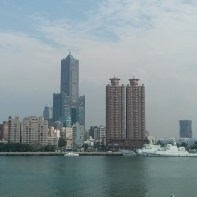 Kaohsiung - Love Pier view day