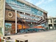 Kaohsiung - Pier 2 art train station