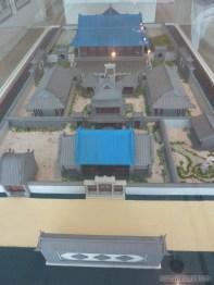 Kuala Lumpur - Museum of Islamic Art model mosque 3