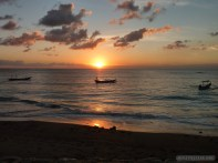 Kuta Bali - sunset 4