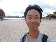 Kuta Lombok - beach portrait