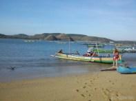 Kuta Lombok - ferry