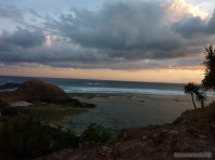 Lombok - sunset beach 1
