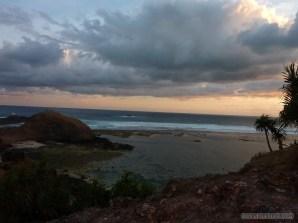 Lombok - sunset beach 1