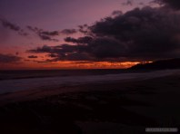 Lombok - sunset beach 8