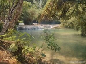 Luang Prabang - Kuang Si waterfall 11