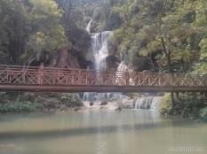 Luang Prabang - Kuang Si waterfall 12