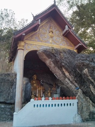 Luang Prabang - Mount Phousi cave