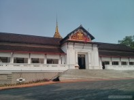 Luang Prabang - Royal Palace building