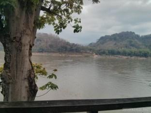 Luang Prabang - river view 1