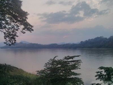 Luang Prabang - river view 10