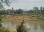Luang Prabang - river view 4
