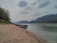Luang Prabang - river view 8