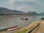 Luang Prabang - river view ferry