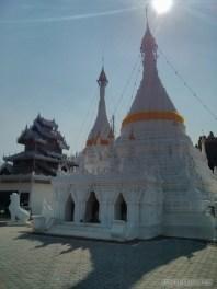Mae Hong Son - Wat Phrathat Doi Kongmu 3