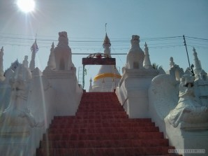 Mae Hong Son - Wat Phrathat Doi Kongmu 4
