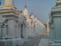 Mandalay - Kuthodaw Pagoda 2