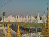 Mandalay - Kuthodaw Pagoda 7