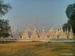 Mandalay - Kuthodaw Pagoda 9