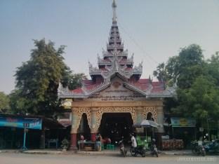 Mandalay - Kyauk Taw Gyi Phaya 1