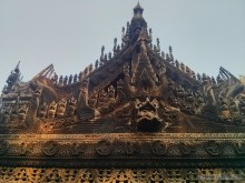 Mandalay - Shwenandaw Kyaung 3