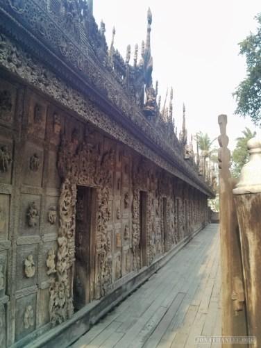 Mandalay - Shwenandaw Kyaung 4
