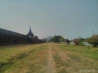 Mandalay - around Mandalay palace 2