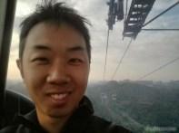 Maokong - gondola portrait