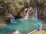 Moalboal - Kawasan water falls 8