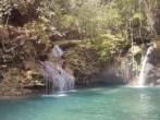 Moalboal - Kawasan water falls 9