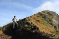 Mount Batur - guide on mountain
