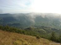 Mount Batur - mist scenery 4
