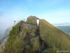 Mount Batur - mountain trail 1