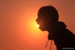 Mount Batur - sunrise fun 1