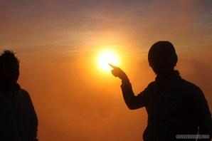 Mount Batur - sunrise fun 2
