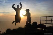 Mount Batur - sunrise fun 7